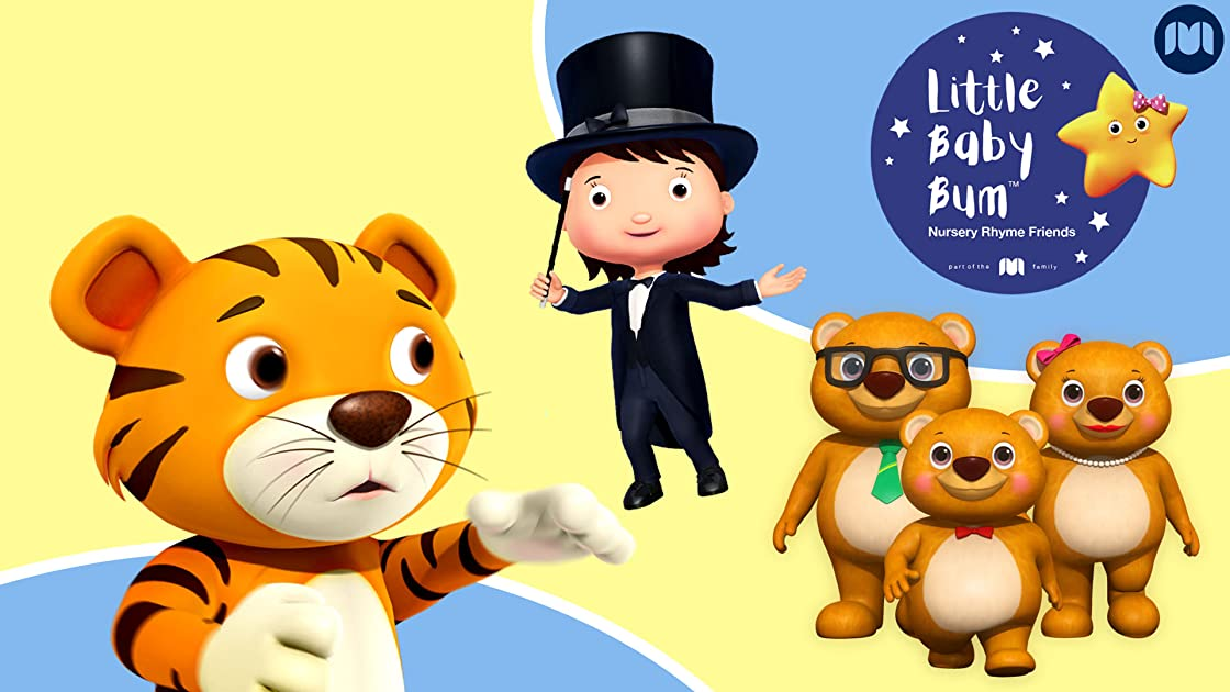 Animal Songs by Little Baby Bum on Amazon Prime Instant Video UK