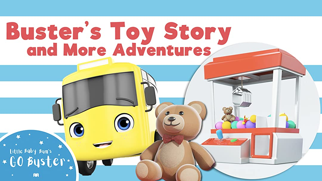 Buster's Toy Story and More Adventures - Go Buster on Amazon Prime Instant Video UK