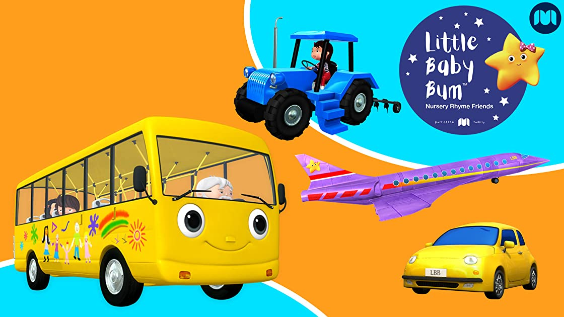 Vehicle Songs by Little Baby Bum on Amazon Prime Instant Video UK