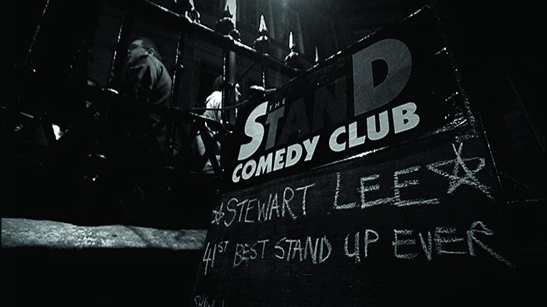 Stewart Lee 41st Best Stand Up Ever on Amazon Prime Video UK