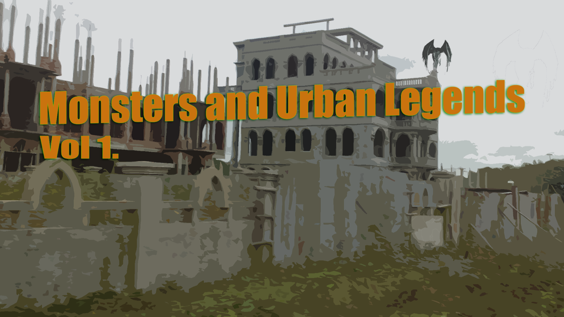 Watch Monsters And Urban Legends Prime Video