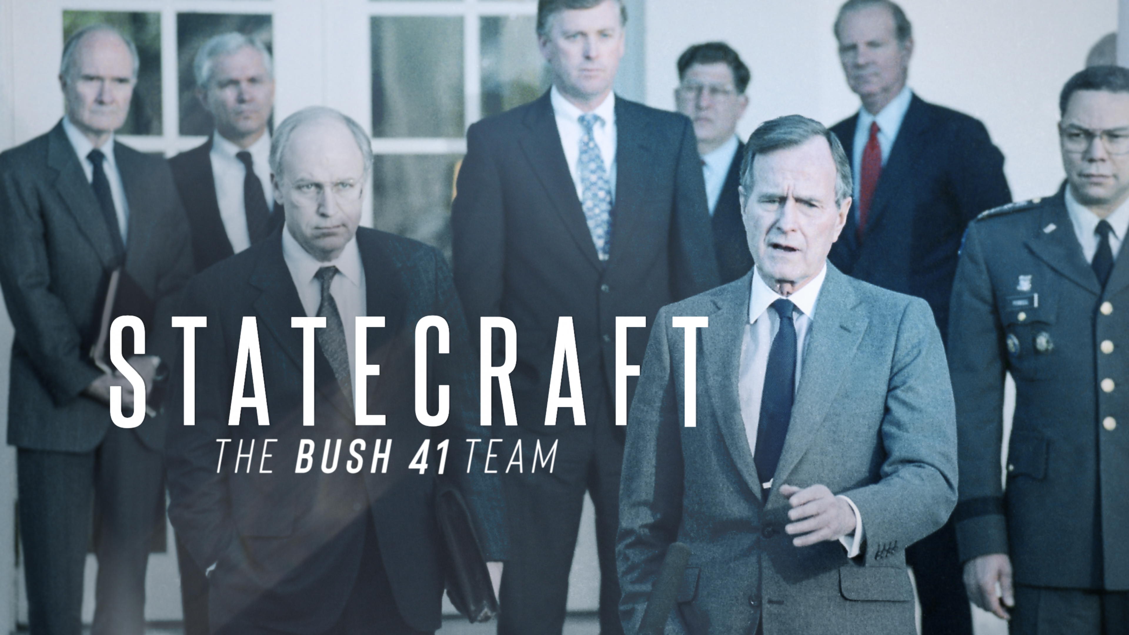 Statecraft: The BUSH 41 Team on Amazon Prime Instant Video UK