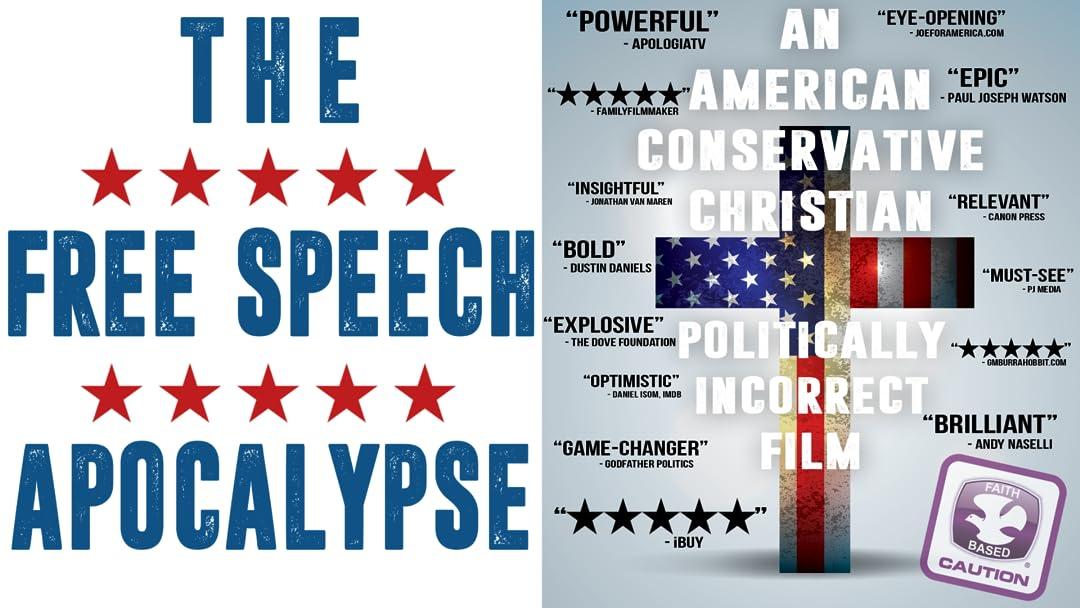 The Free Speech Apocalypse on Amazon Prime Video UK