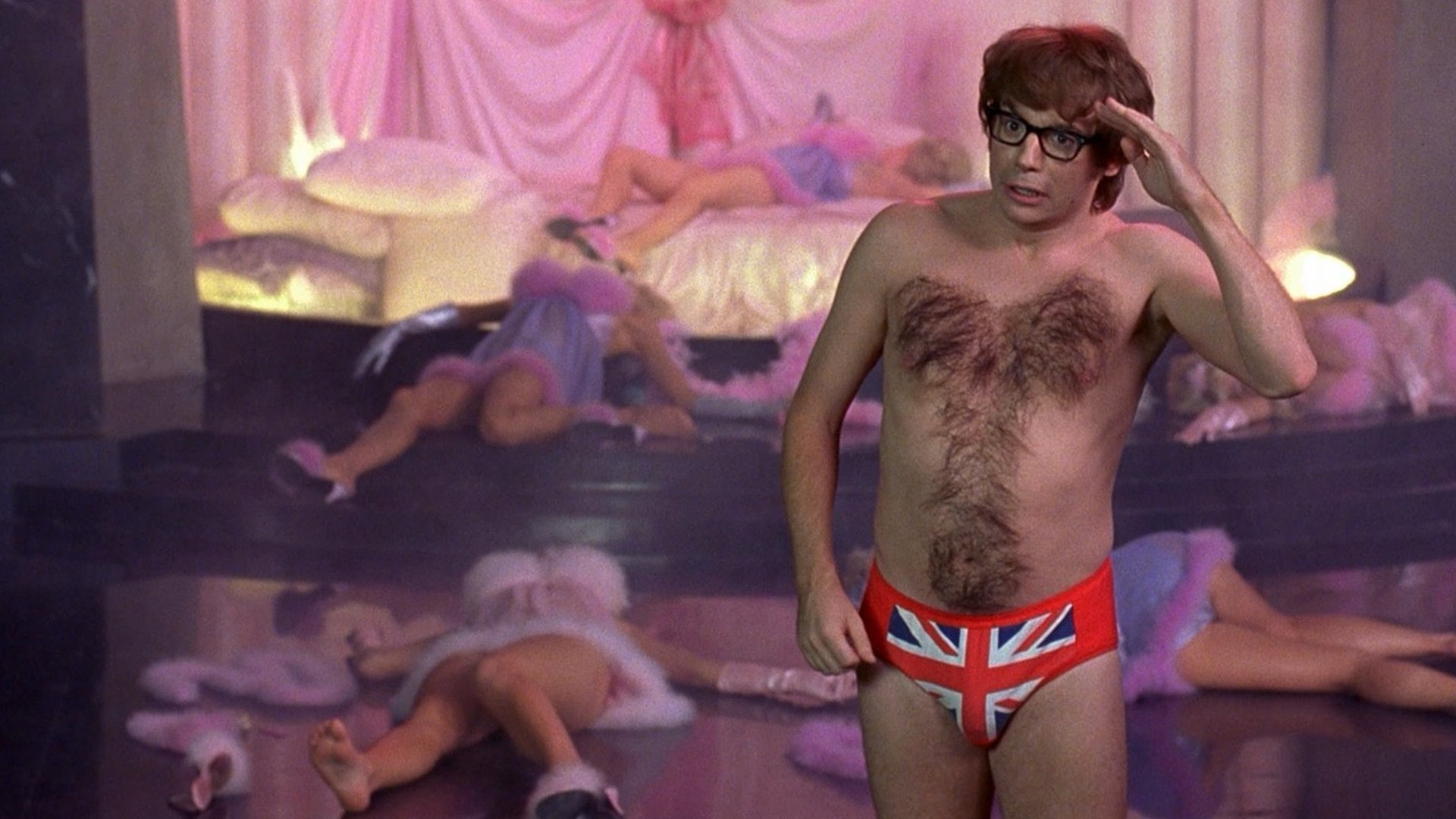 Austin Powers - International Man of Mystery on Amazon Prime Video UK