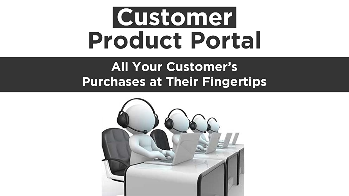Customer Product Portals on Amazon Prime Instant Video UK