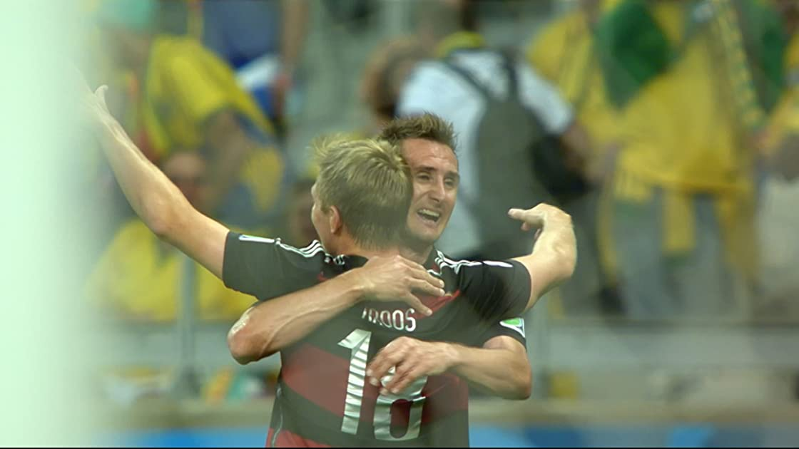 All the Goals of 2014 FIFA World Cup Brazil