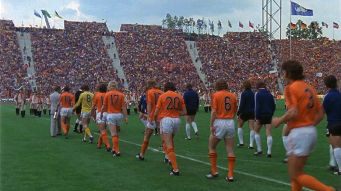 Heading For Glory: The Official film of 1974 FIFA World Cup Germany