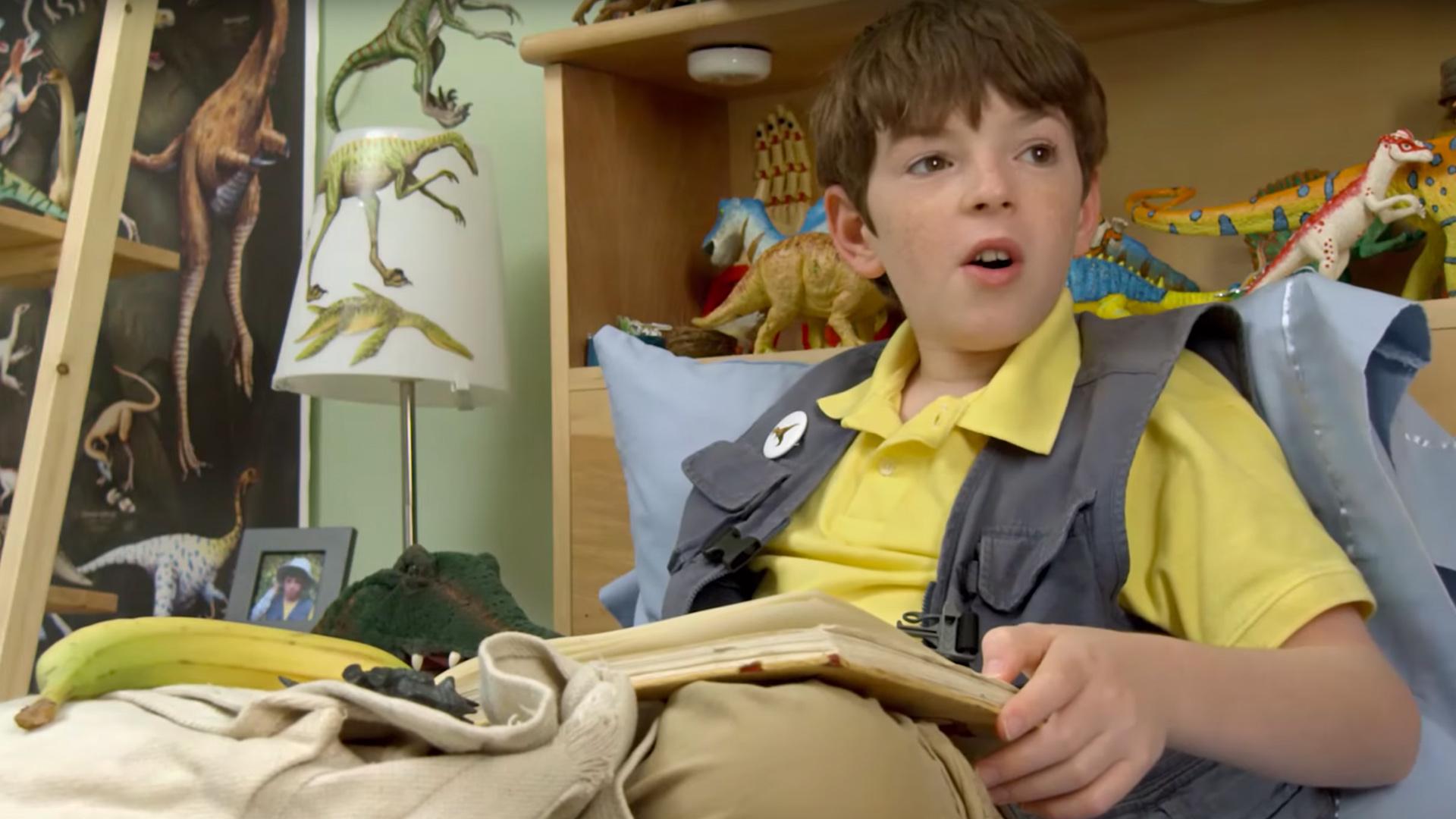 Dino Dan on Amazon Prime Video UK