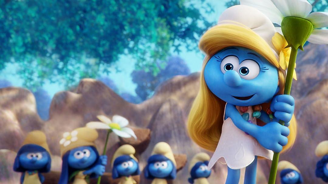 Smurfs: The Lost Village (4K UHD)