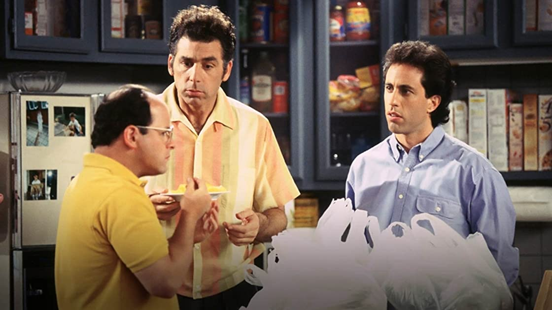 Seinfeld on Amazon Prime Instant Video UK