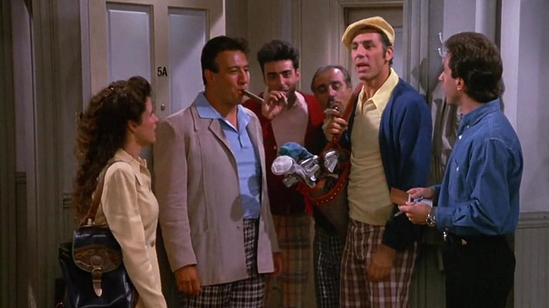 Seinfeld on Amazon Prime Instant Video UK