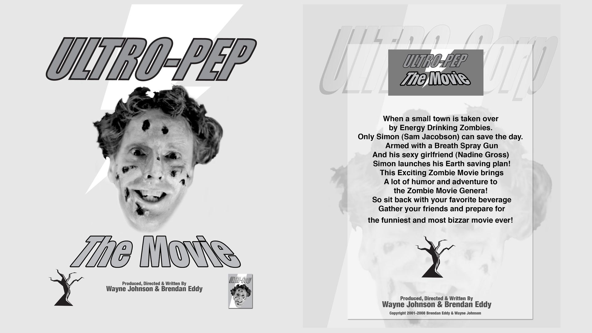 Ultro-Pep The Movie on Amazon Prime Video UK