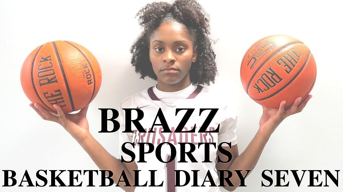 Brazz Sports Basketball Diary Seven