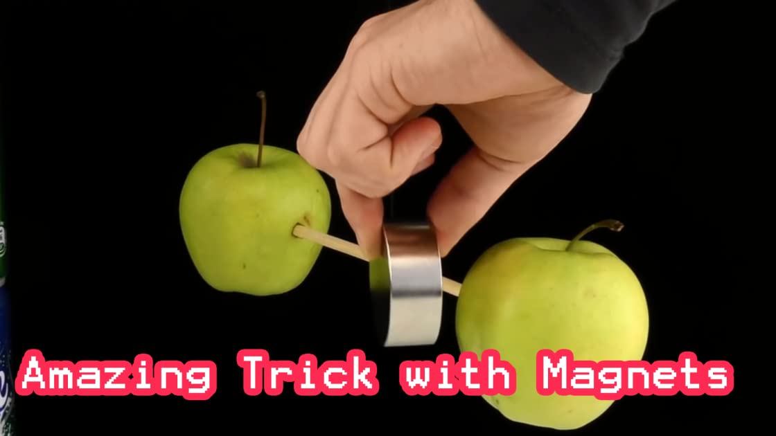 Clip: Amazing Trick with Magnets