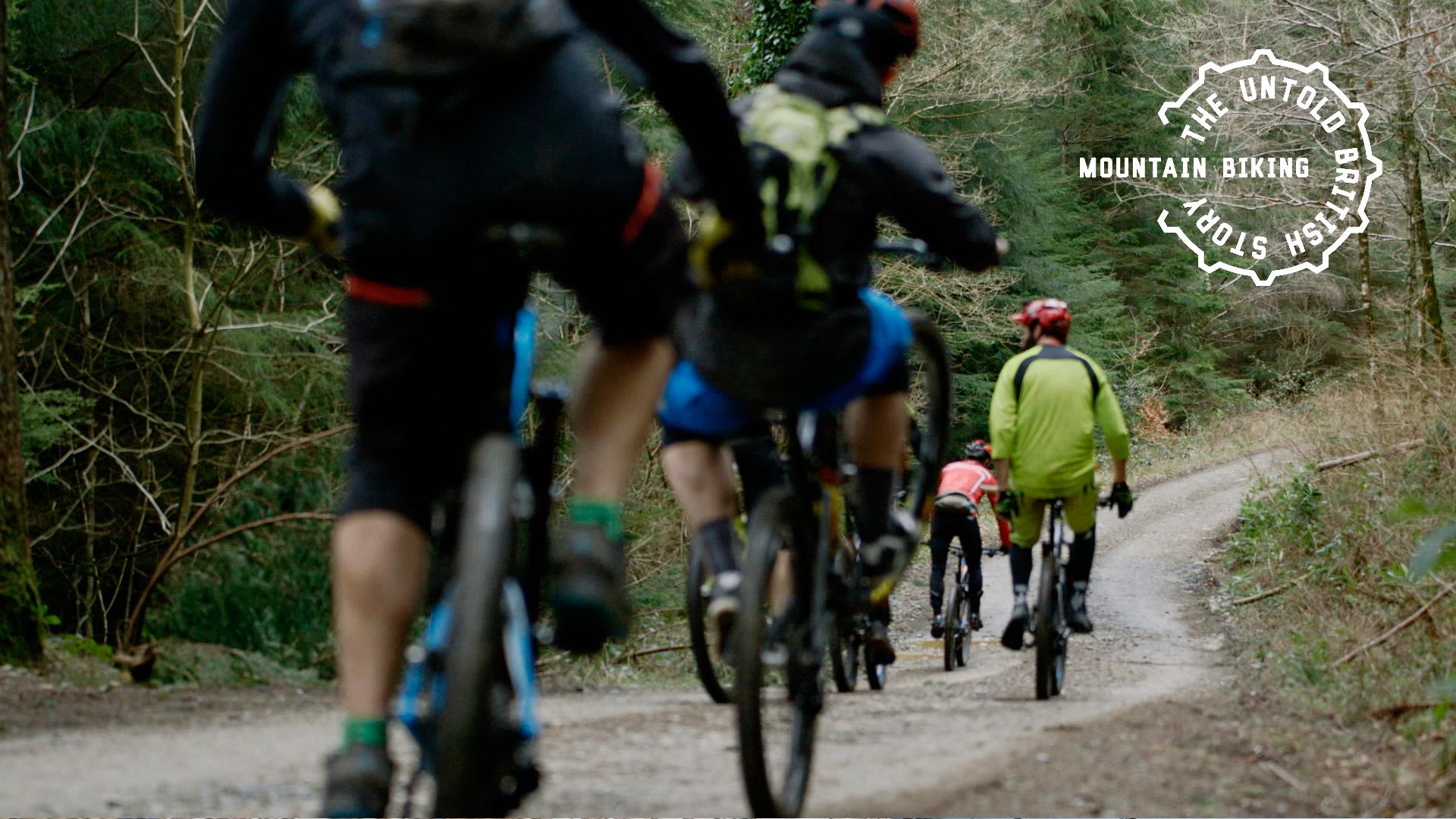 Mountain Biking - The Untold British Story on Amazon Prime Video UK