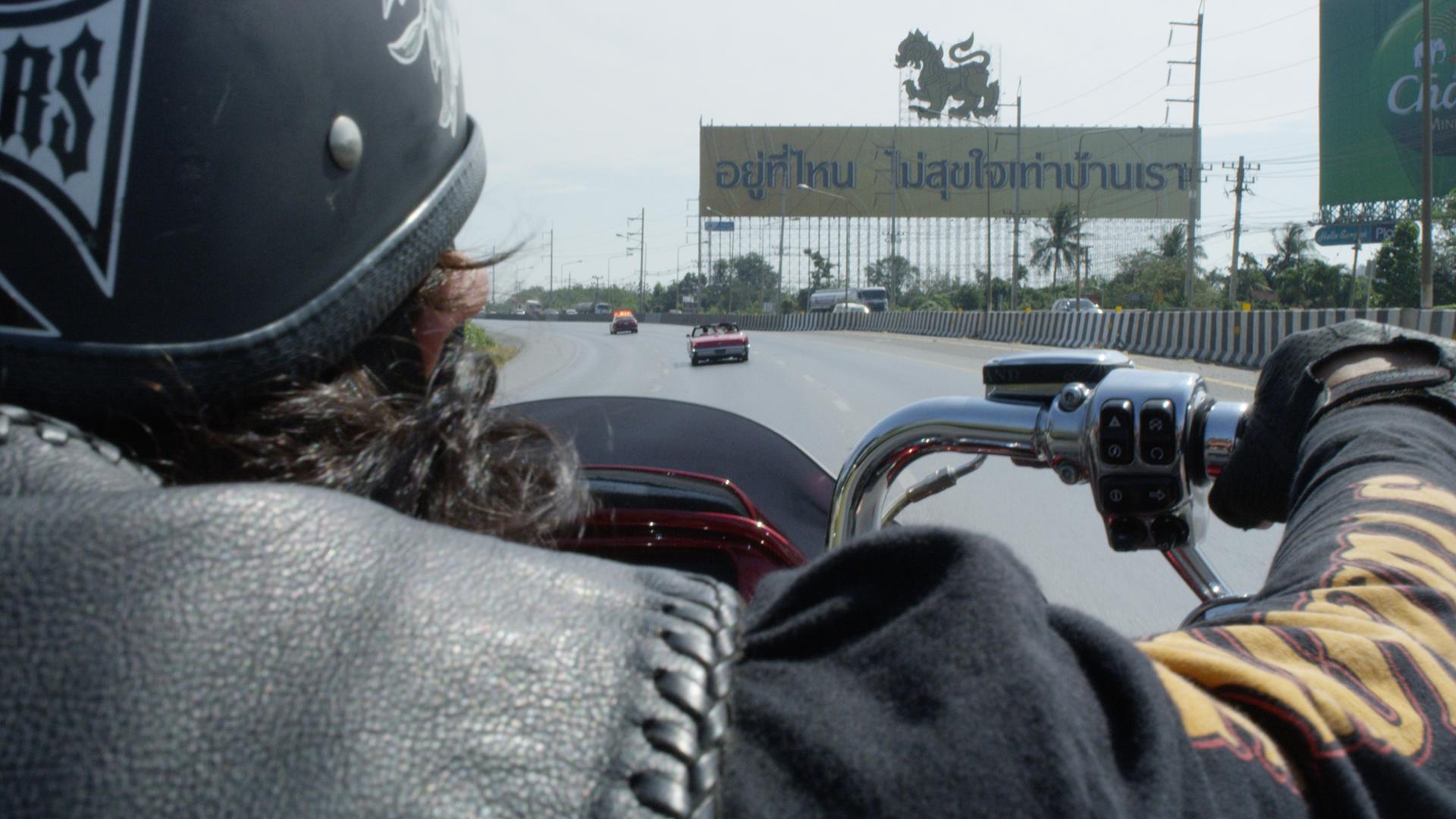 Burapa: Bikers of the East