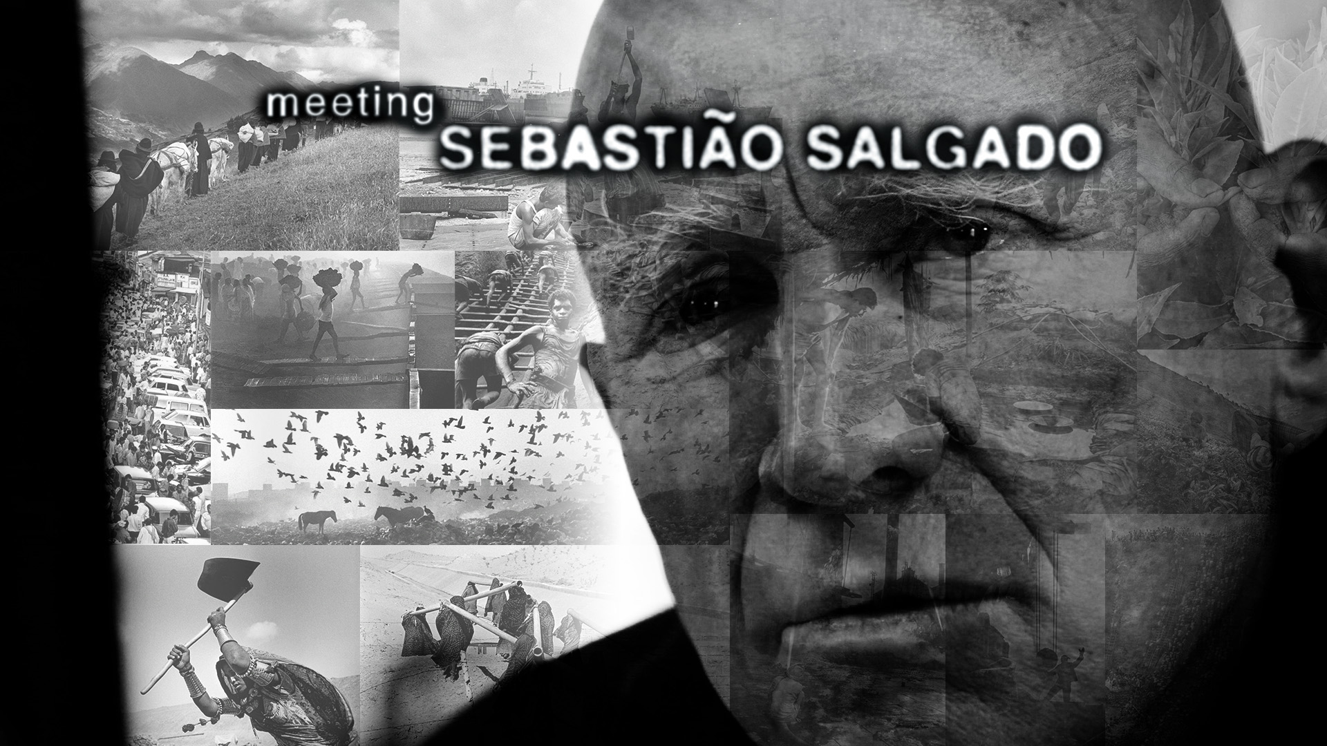 Meeting Sebastião Salgado