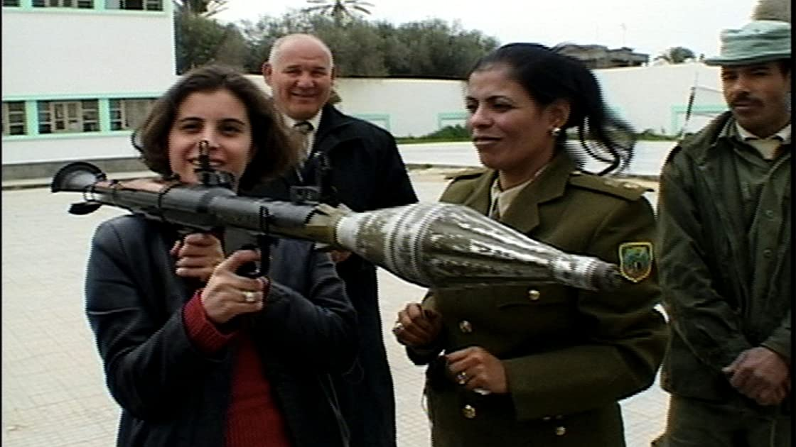Qaddafi's Female Bodyguards on Amazon Prime Video UK