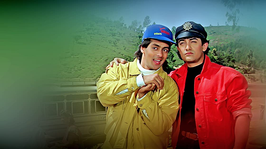 Andaz Apna Apna on Amazon Prime Instant Video UK