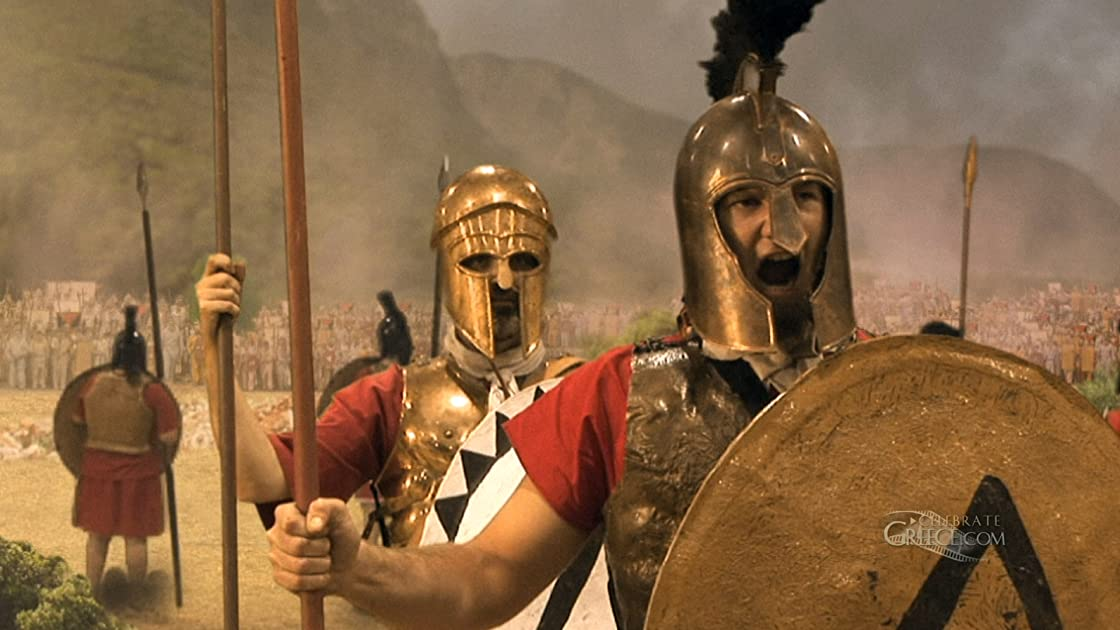 300 Spartans - The Real Story on Amazon Prime Instant Video UK