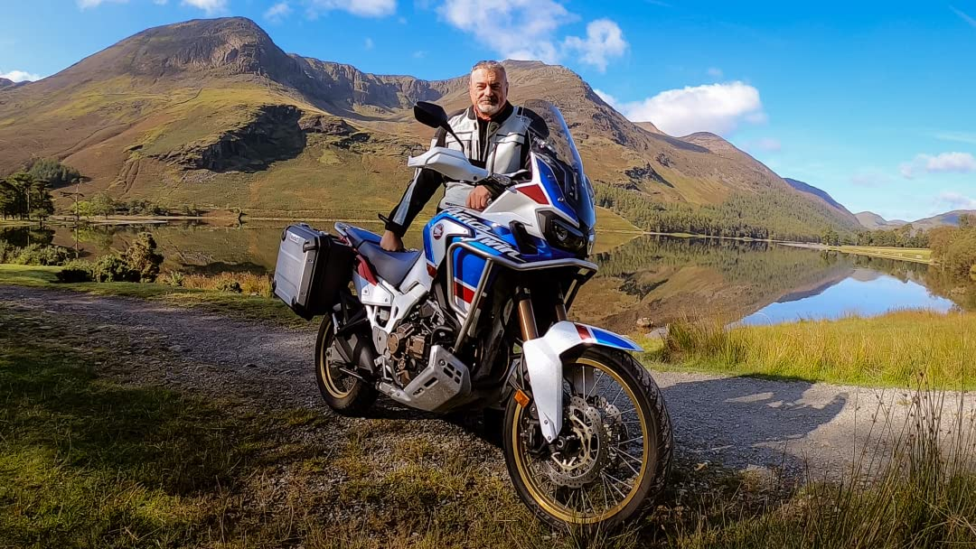 Cumbria By MotorBike - A MotorBike Riders Story - by Kevin J. Lear