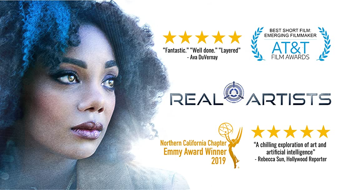 Real Artists on Amazon Prime Video UK