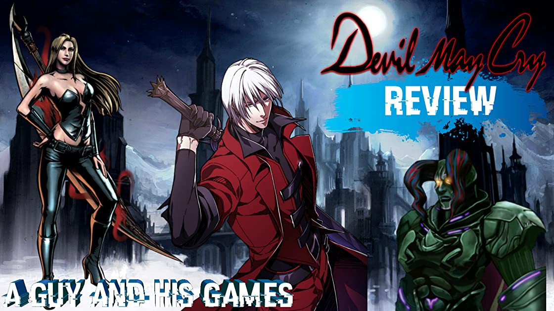 Review: Devil May Cry - A Guy And His Games Review on Amazon Prime Video UK