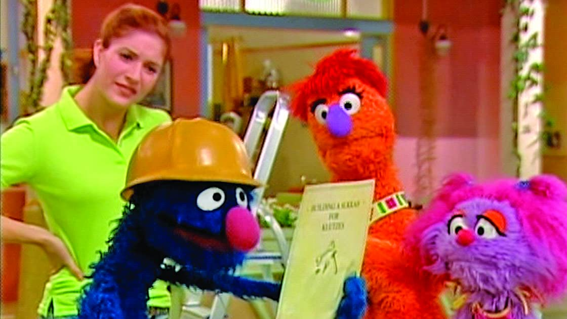Shalom Sesame - Monsters in the Sukkah on Amazon Prime Instant Video UK