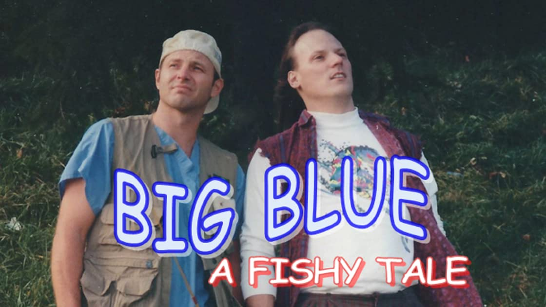 Big Blue a Fishy Tale on Amazon Prime Instant Video UK