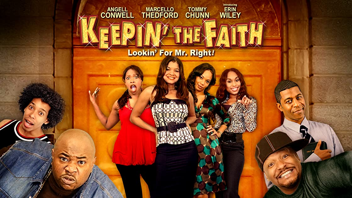 Keepin' the Faith: Lookin' for Mr. Right