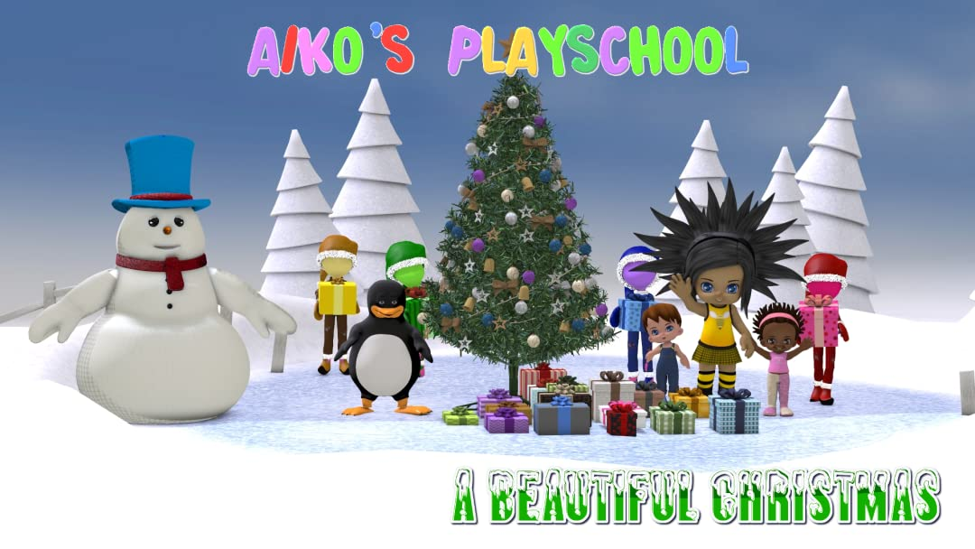 AIKO'S PLAYSCHOOL on Amazon Prime Video UK