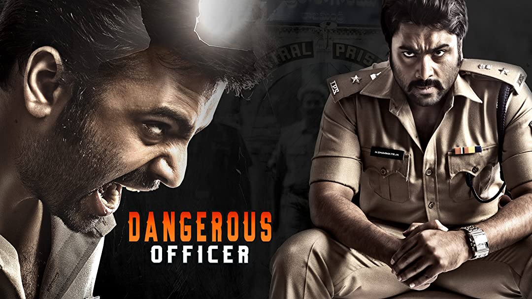 Dangerous Officer (Hindi)