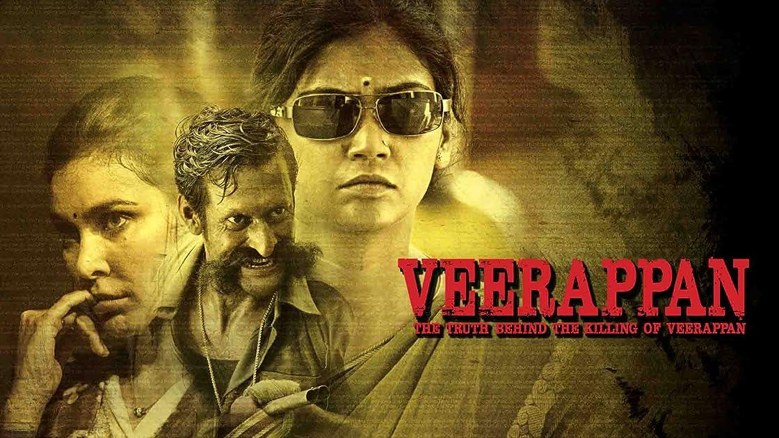 Veerappan on Amazon Prime Video UK
