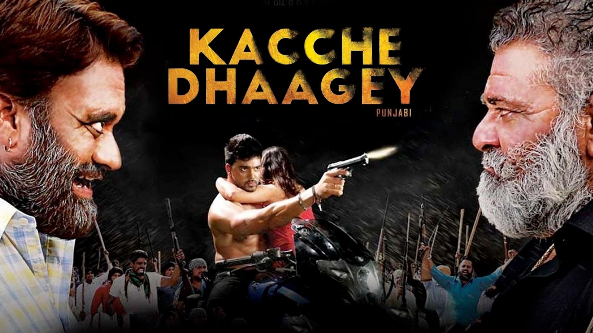 Kacche Dhaagey