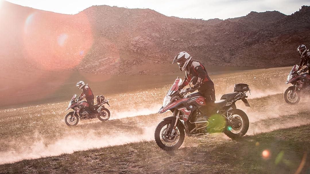 Offroad Adventure Mongolia - The Int. GS Trophy 2018 - Season 1