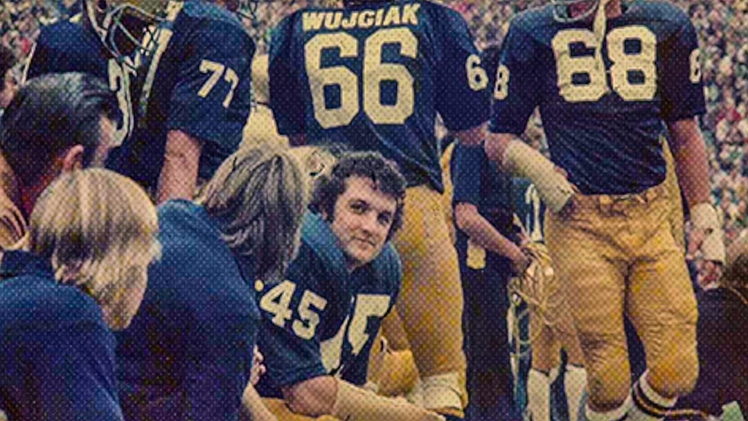 Rudy today ruettiger is where Did Rudy