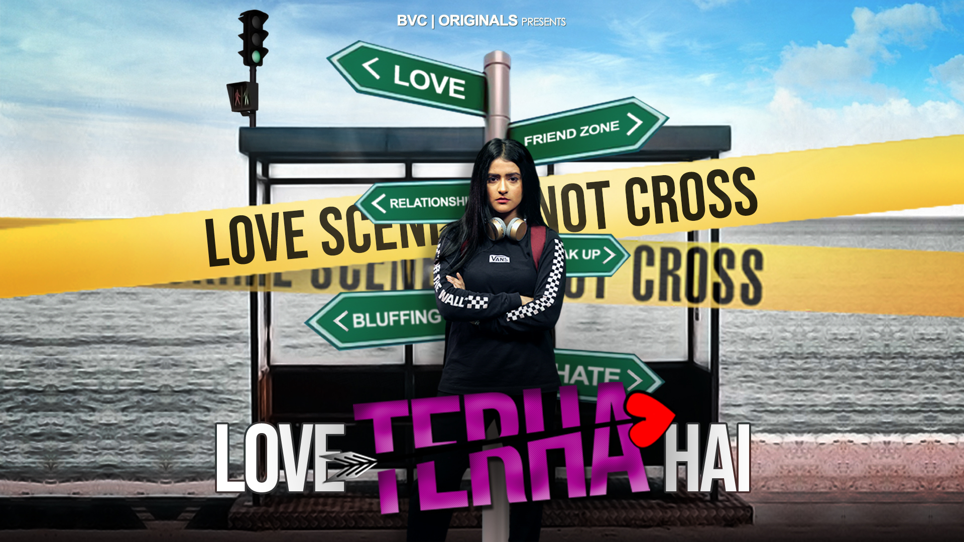 Love Terha Hai on Amazon Prime Video UK