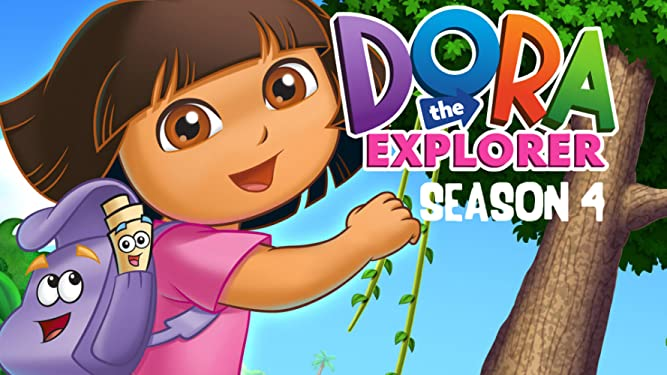 Prime Video: Dora the Explorer - Season 3