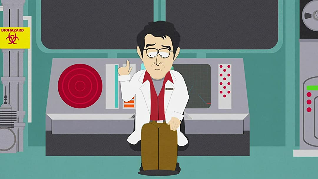 South Park on Amazon Prime Video UK