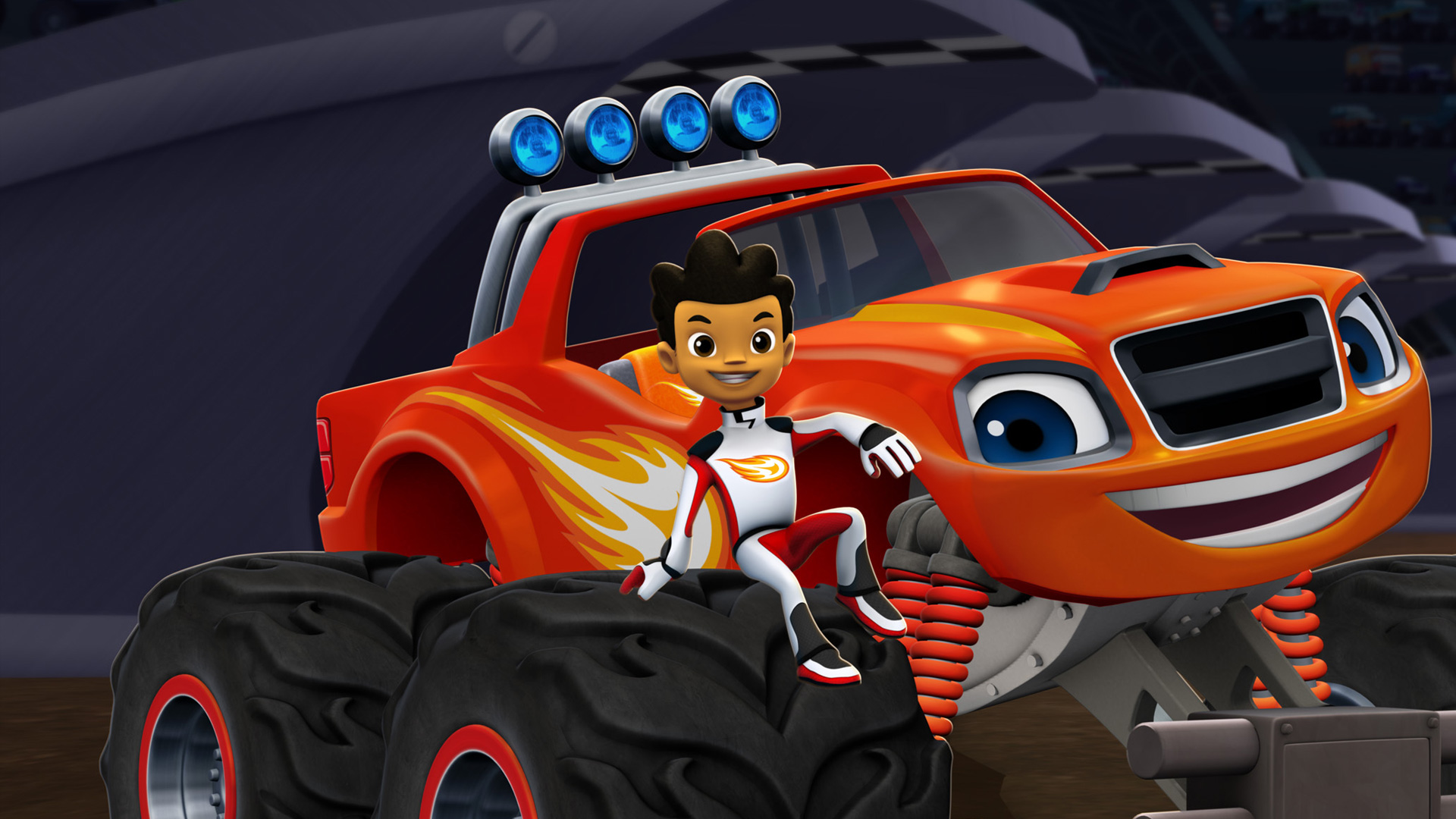 Blaze and the Monster Machines on Amazon Prime Video UK