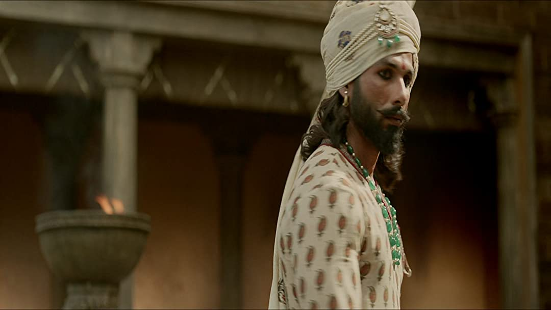 Padmaavat on Amazon Prime Video UK