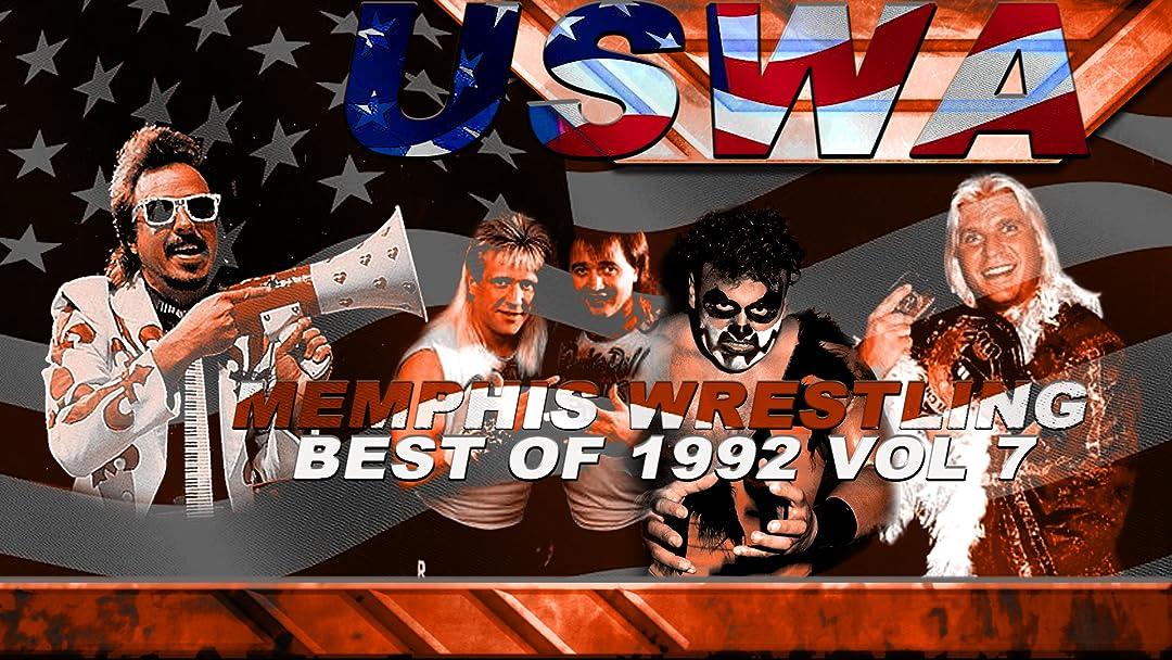 Best Of USWA Memphis Wrestling 1992 Vol 7 on Amazon Prime Video UK