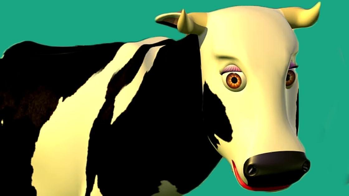 Dear Mrs. Cow