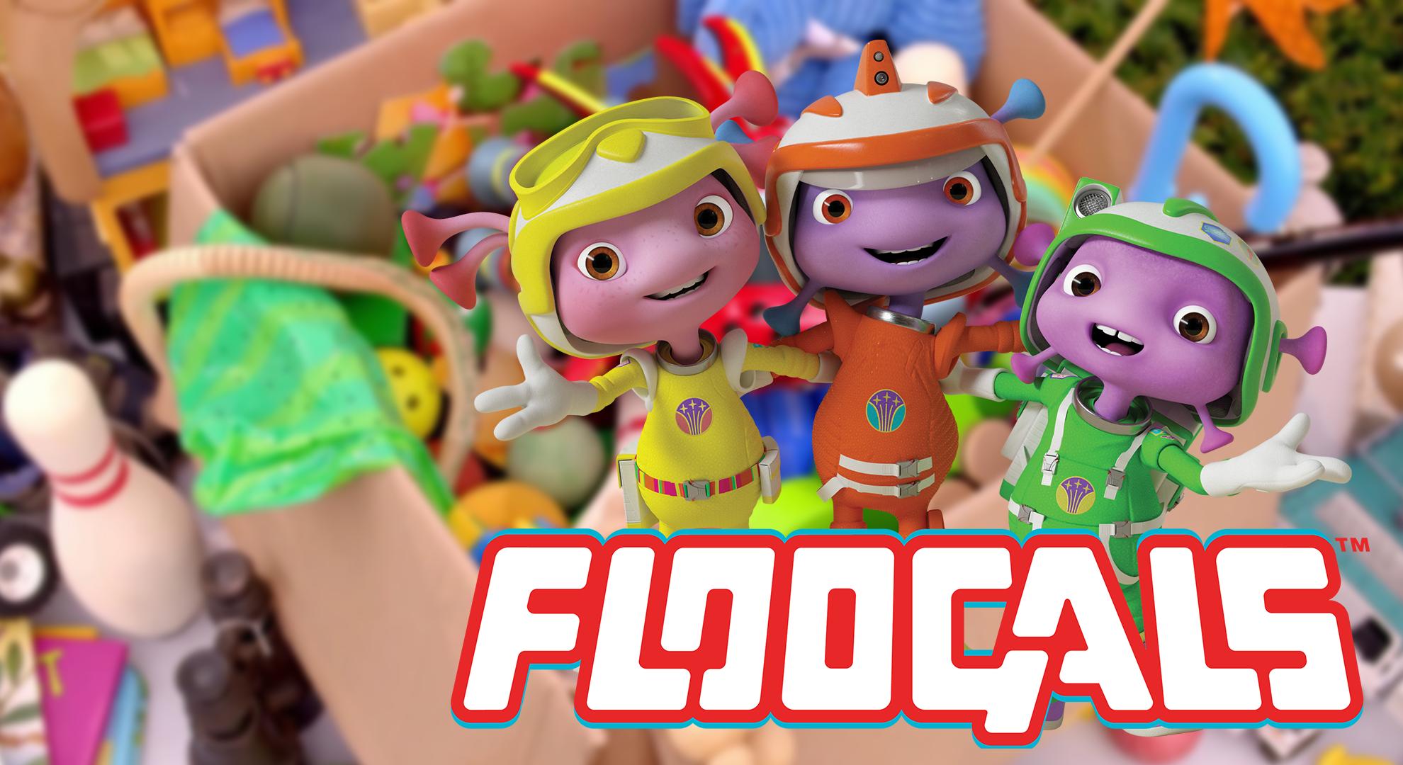 Floogals on Amazon Prime Video UK
