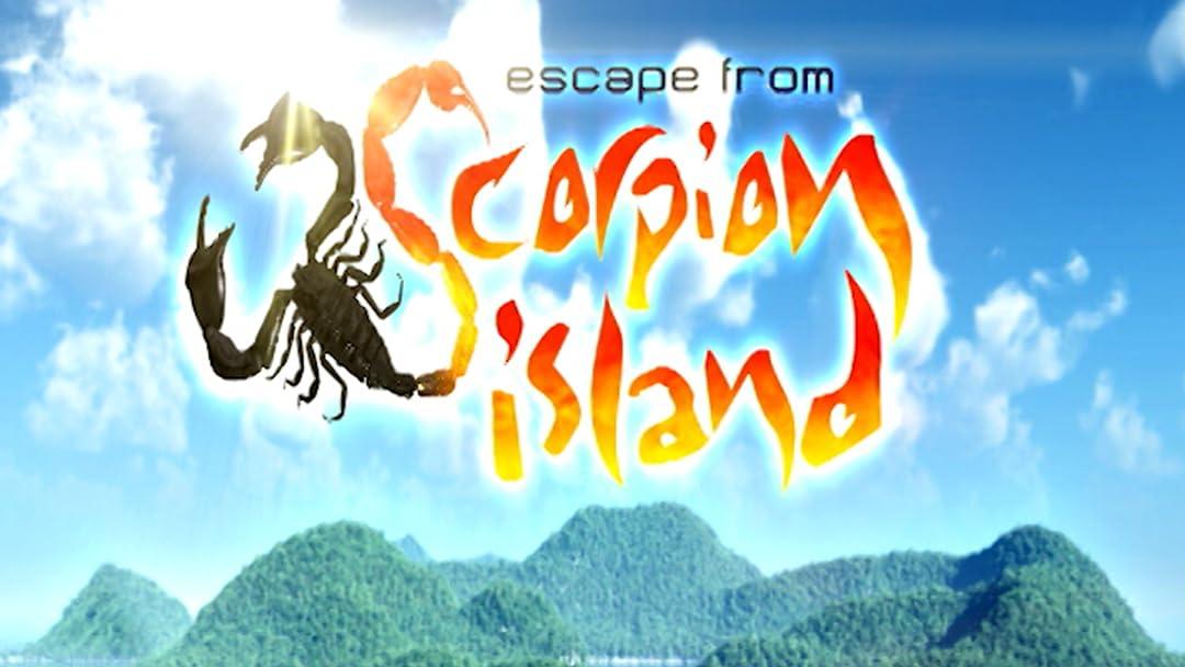 Escape from Scorpion Island on Amazon Prime Video UK