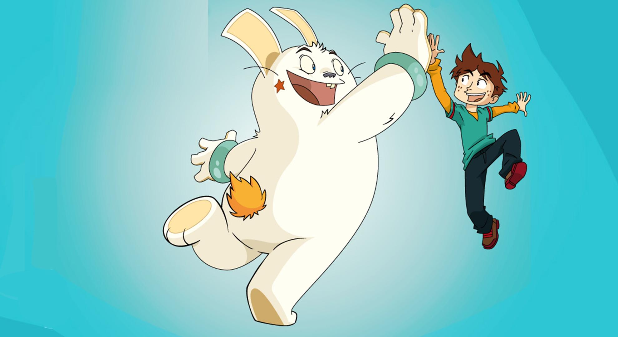 Rekkit Rabbit on Amazon Prime Video UK