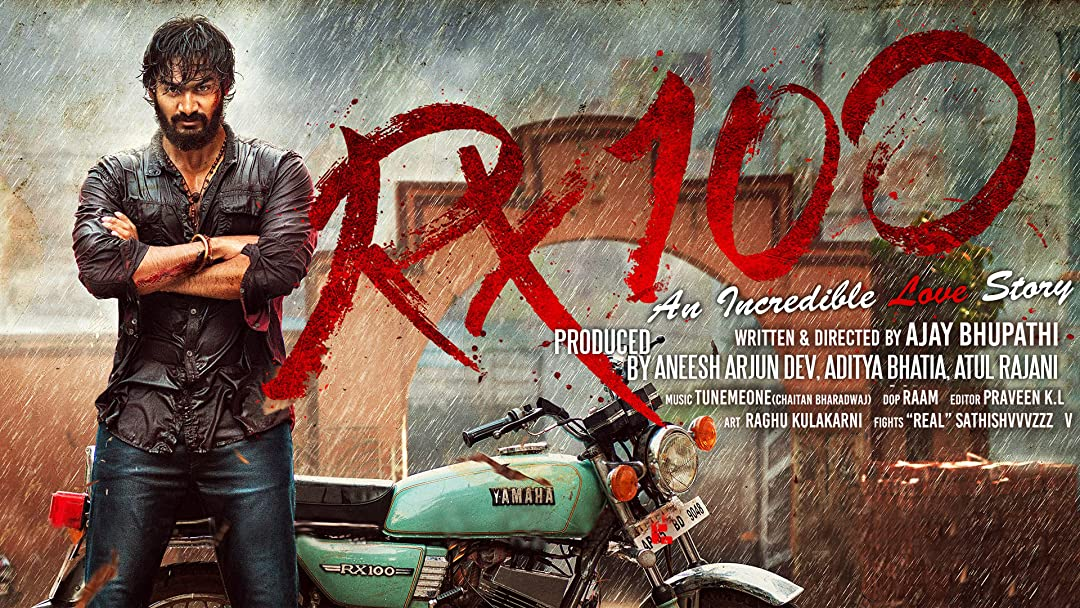 RX 100 ( In Hindi ) on Amazon Prime Instant Video UK