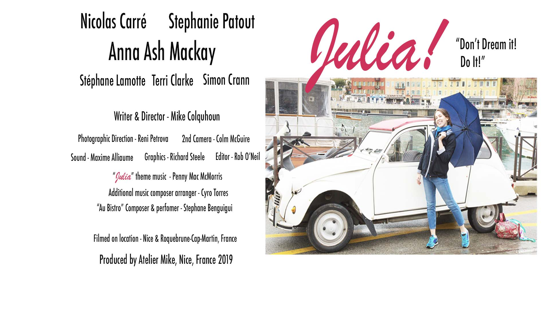 Julia! on Amazon Prime Video UK