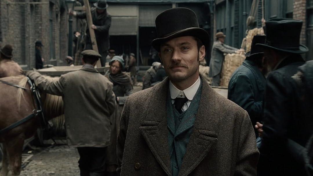 Sherlock Holmes on Amazon Prime Video UK