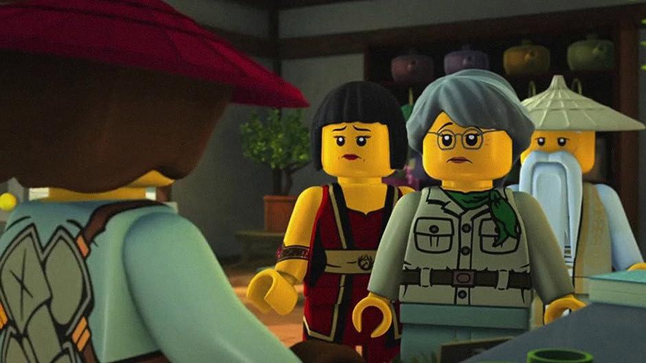 LEGO Ninjago: Masters of Spinjitzu: Season 6 : Watch online now ...